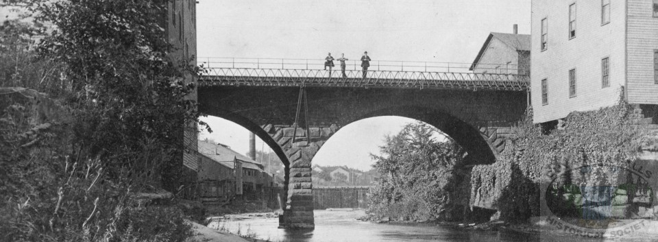 portage trail bridge north 1891