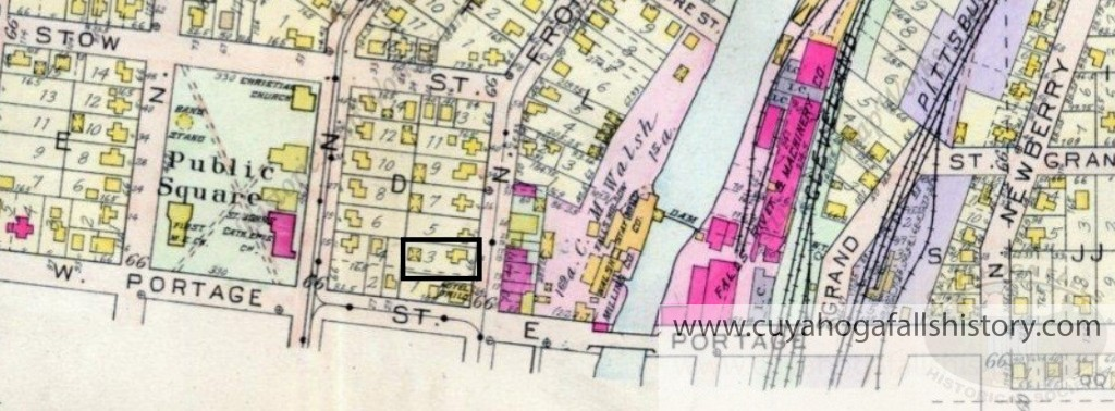 14-Front-Street-Dr-Floyd-Smith-map