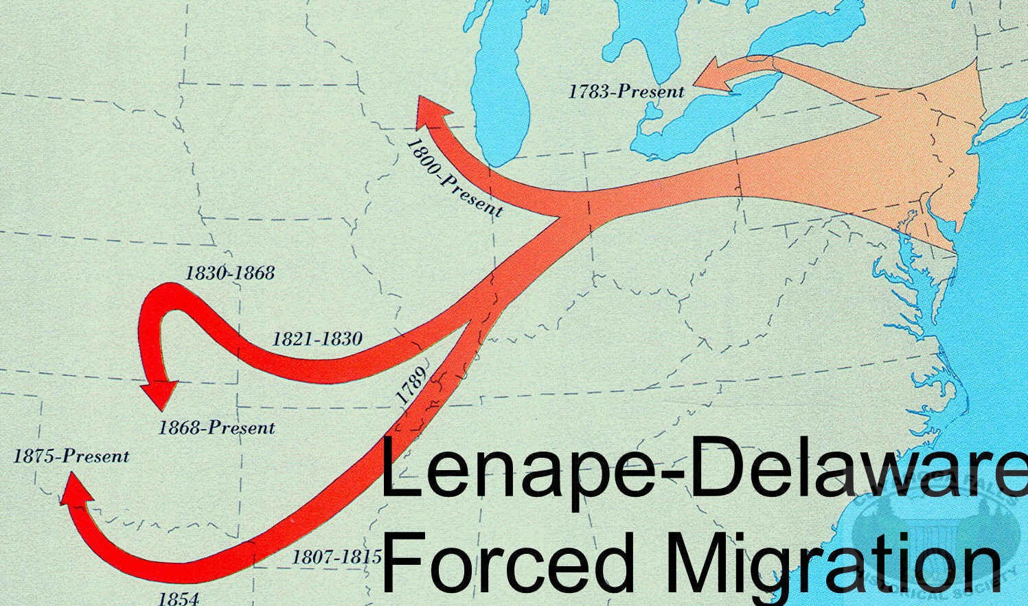Mary Campbell and the Lenape Indians – Cuyahoga Falls Historical ...