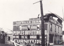 The Falls Herald in May 1924