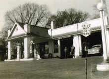 T. E. Kinsey Texaco Station