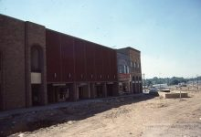 Putting in the Riverfront Mall 1977 **Part 2