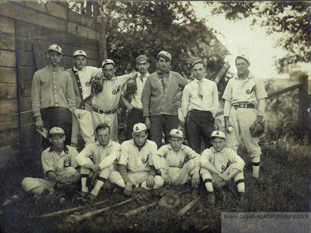 CUYAHOGA FALLS ATHLETICS 1907