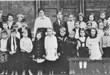 1915 East (Union) School, Second Grade